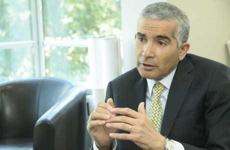 Ricardo López, gerente general y presidente ejecutivo de Lumina Copper