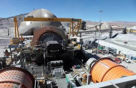 Minera Centinela, de Antofagasta Minerals