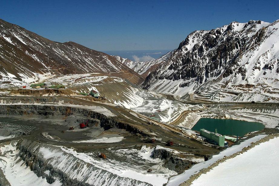 Continuidad de Los Bronces: Anglo American ingresa a tramitación ambiental proyecto por US$3.000 millones