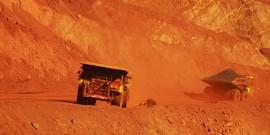Operación de hierro (Foto: BHP Billiton)