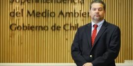 Cristián Franz, superintendente del Medio Ambiente.