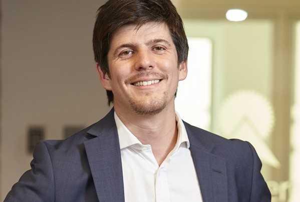 Daniel Garrido, gerente comercial de Aela Energía.