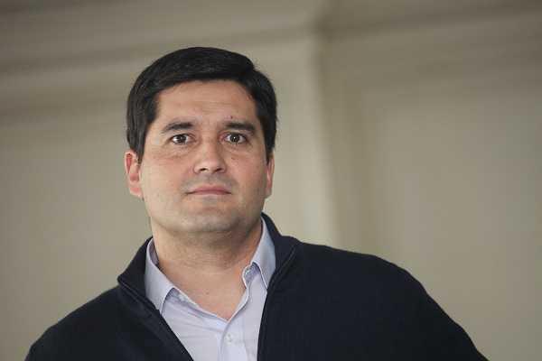 Francisco Danitz, gerente de Energía y Recursos Hídricos de Codelco.