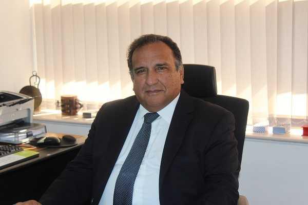 Juan Rayo, gerente general (i) de JRI.