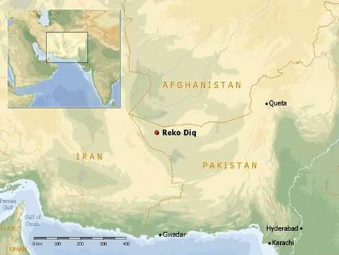 Pakistán pone en duda pago de US$5.840 millones a minera de Luksic