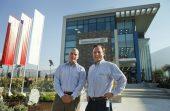 Fabrizio Venturini, Food & Beverage Industry Manager, y Tomás Godoy, Head of Solutions, Endress+Hauser.