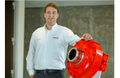 Manuel Schuhmann, gerente de Ventas y Sistemas de Bosch Rexroth Chile.