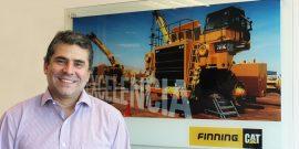 Fernando Muñoz, Gerente Comercial Product Support  Minería en Finning CAT