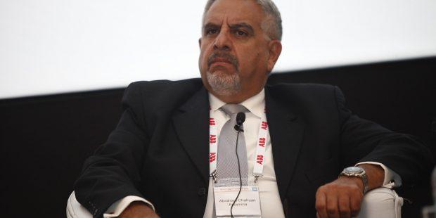 Abraham Chahuán, Antamina