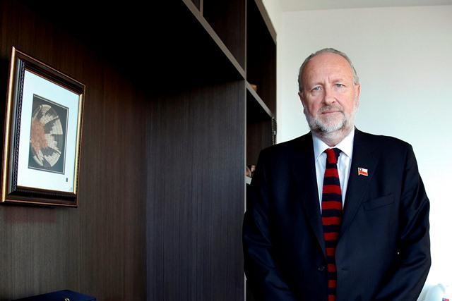 Baldo Prokurica, Ministro de Mineria