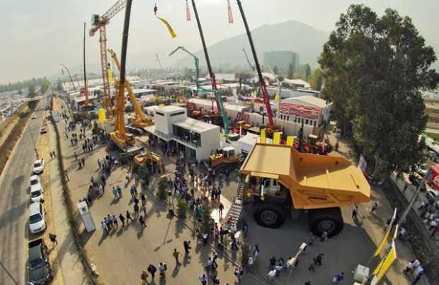 Actualmente la exhibición se realiza en el recinto ferial de Espacio Riesco, ubicado en Huechuraba.