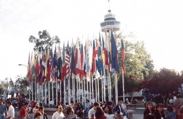 La participación internacional identifica al evento desde sus primeros años.