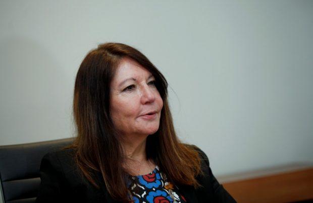 Susana Torres, presidenta de Aprimin