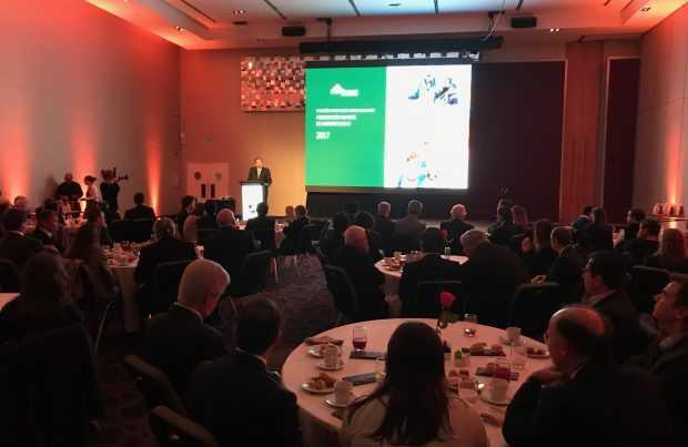 Collahuasi, entrega de reporte de sustentabilidad 2017