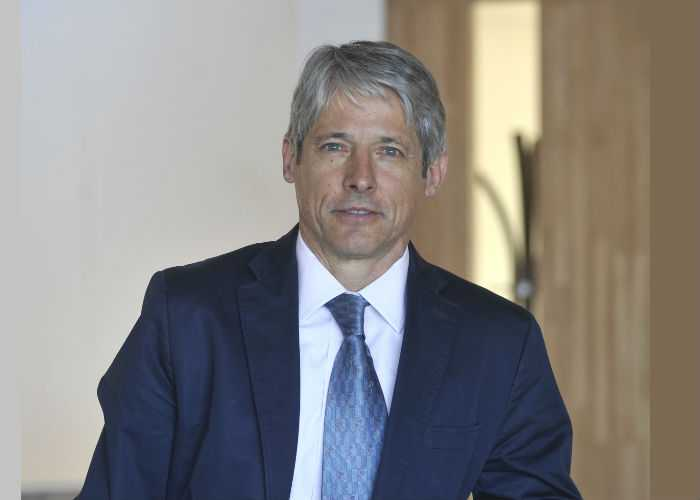 Alejandro Jadresic, presidente de Fundación Chile