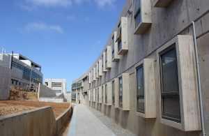 CFT construido en Los Vilos por Minera Los Pelambres.