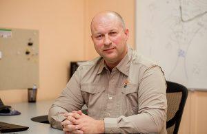 Miroslaw Kidon, gerente general Sierra Gorda SCM, confía en que cumplirán la meta de producción de 110.000 tm de cobre para este año.