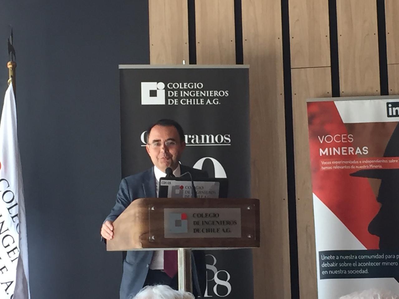 Juan Carlos Guajardo, Plusmining