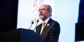 Francisco Martin, presidente de la AIC