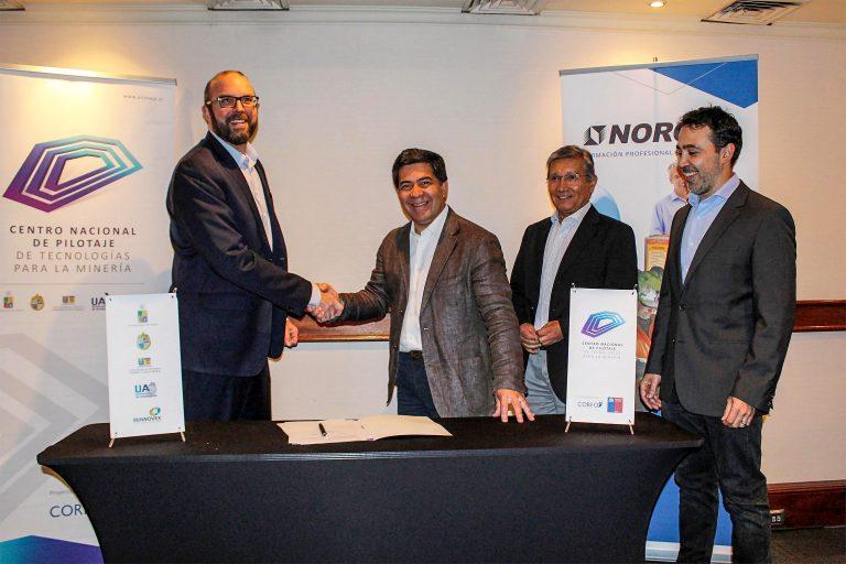 CNP y Norcat firman convenio
