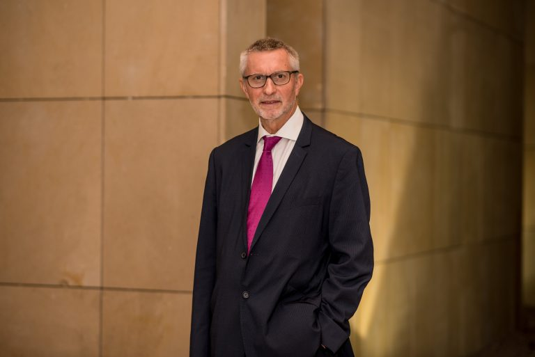 Imagen: Gerhard Von Borries, vicepresidente de Proyectos de Codelco
