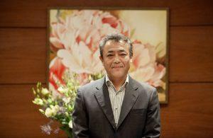 Kazutaka Shiba, CEO de  Mitsui Mineral Resources Development Latinamerica