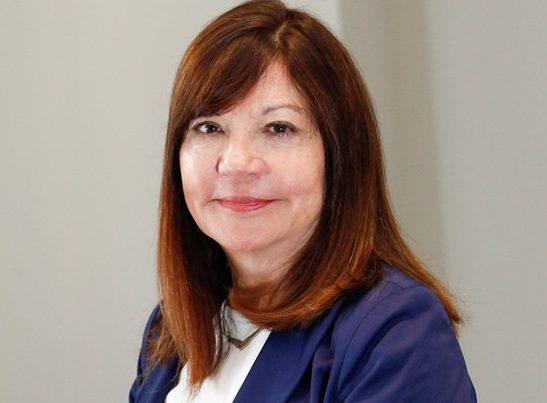 Susana Torres past president Aprimin