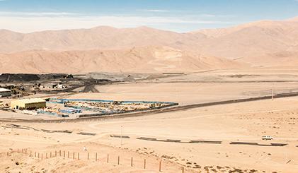 Grupo CAP presentó en Atacama su reporte de sustentabilidad
