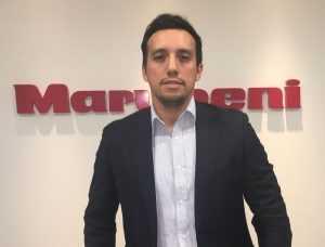 Claudio López, Marubeni