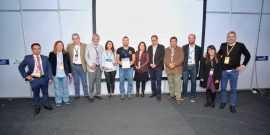 Ganadores del concurso de innovación para minería