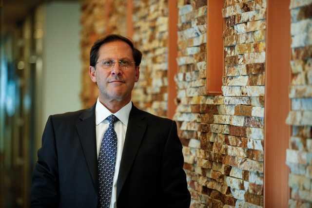 Iván Arriagada, CEO de Antofagasta Plc