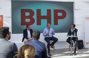 La iniciativa de BHP fue presentada en Exponor