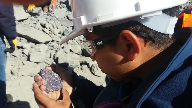 Capacitación Pequeña Minería