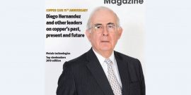 Diego Hernández en Metal Market Magazine