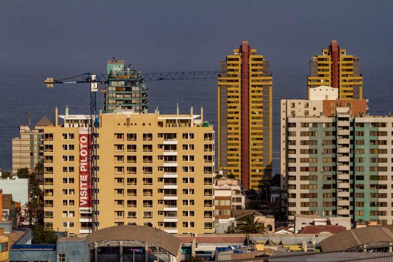 Vista de Antofagasta (Gentileza de CChC Antofagasta)