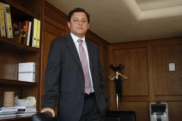 Jorge Troncoso, ex director ejecutivo del SEA