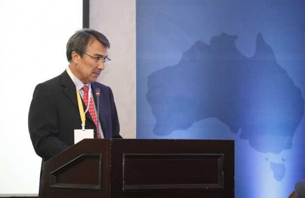 Jean Paul Luksic presidente del Directorio del grupo Antofagasta Minerals