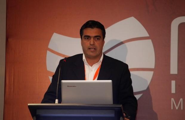 Marco Araya, gerente de Minería Subterránea de Joy Global Chile.