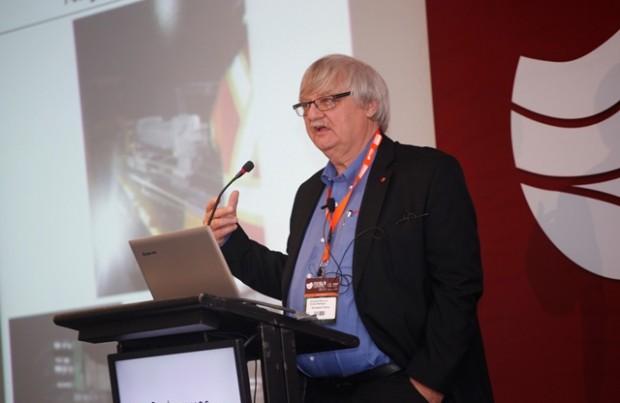 Jacques Marcoux, Global Manager de Montabert .