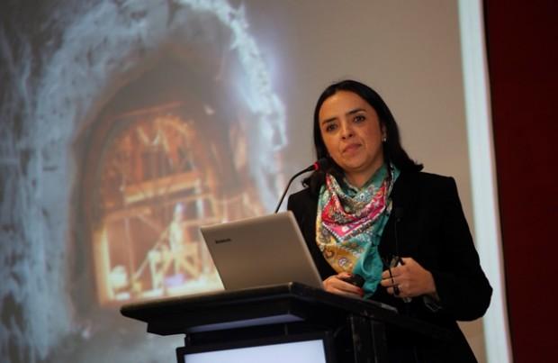 Angelain Merino, gerente RR.HH. de Gardilcic.