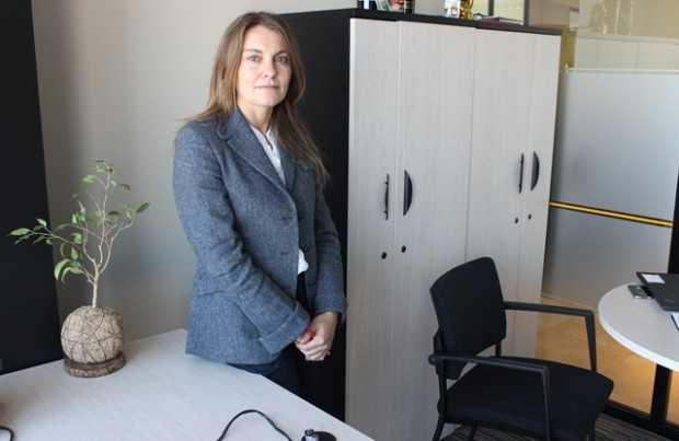 Alejandra Medina, líder de Consultoría en Sostenibilidad de EY.