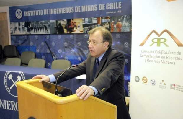 Iván Cerda, ex vicepresidente Comisión Minera