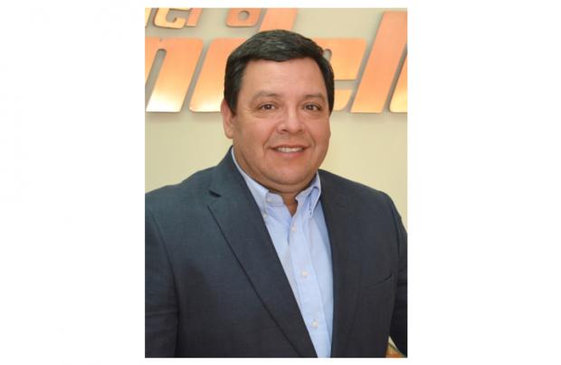 Sergio Armstrong, gerente general de Administración de Candelaria.
