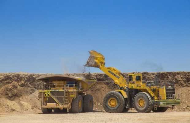 Forografía: Gentileza Compañía Minera Mantos Copper