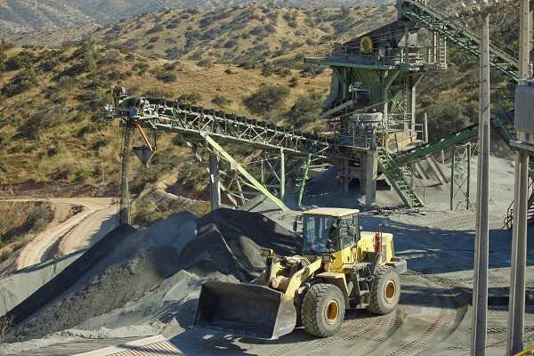 Minera San Pedro. Fotografía: Juan Carlos Recabal - MINERÍA CHILENA