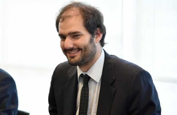 Subsecretario Erich Schnake (Foto: Ministerio de Minería)