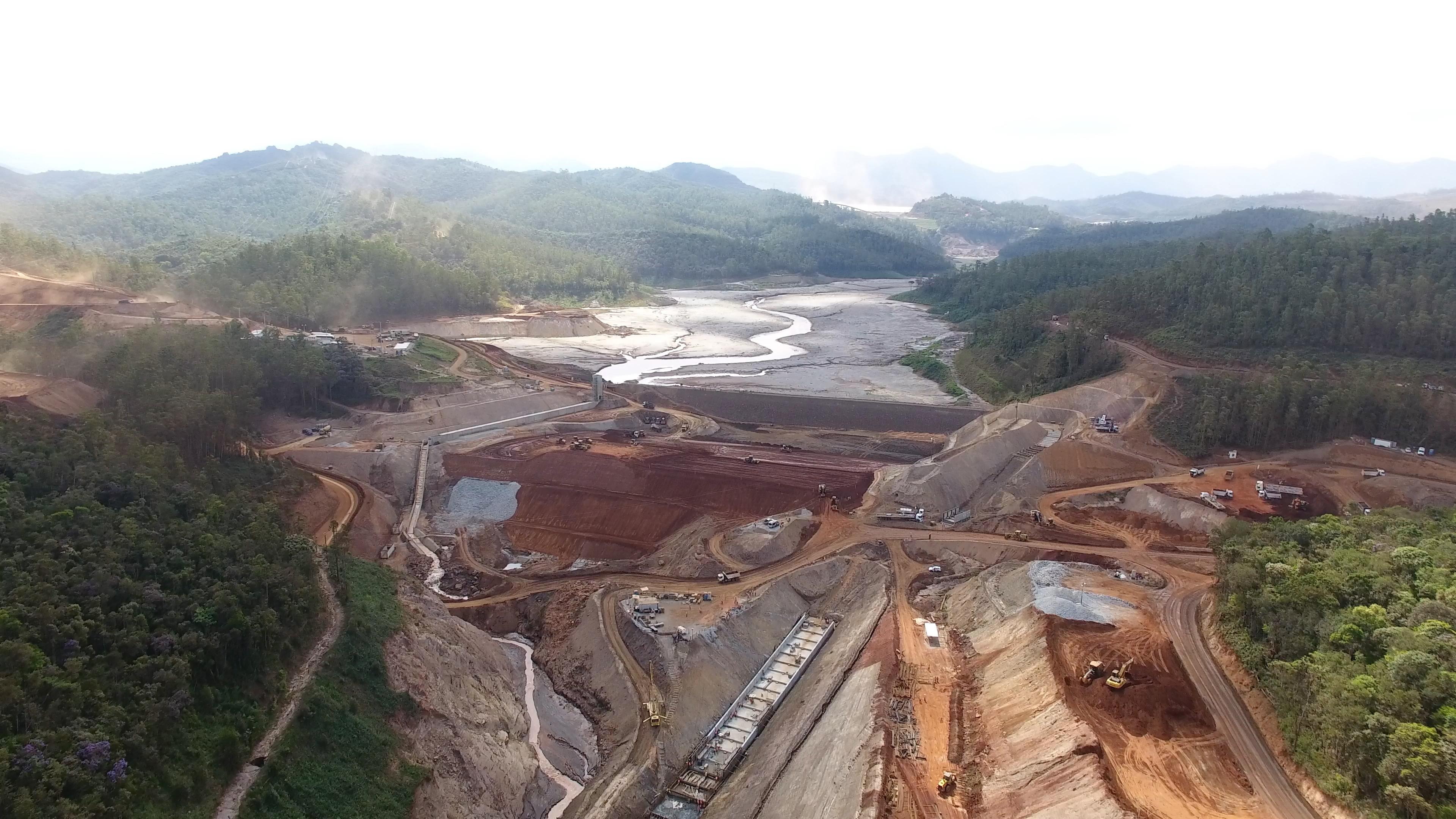 reconstrucción Samarco
