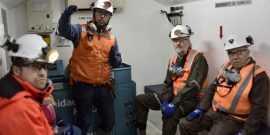 Campaña Nacional de Seguridad en Minería