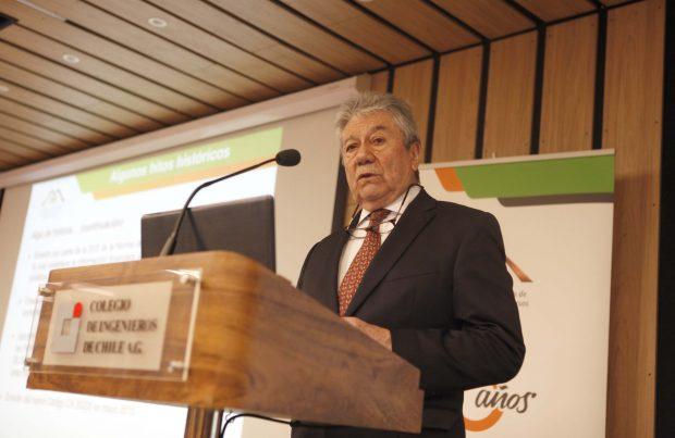 Sergio Vicencio, presidente Comisión Minera.