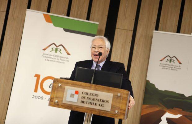 Joaquín Cortez, presidente de la Comisión para el Mercado Financiero (CMF).